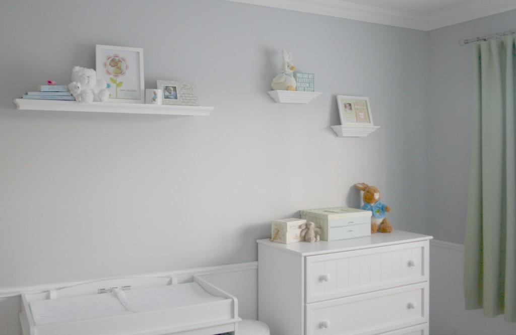 Beatrix Potter Nursery Project