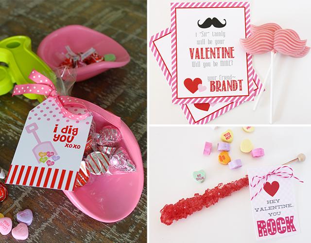 DIY Valentine's Day Class Treats