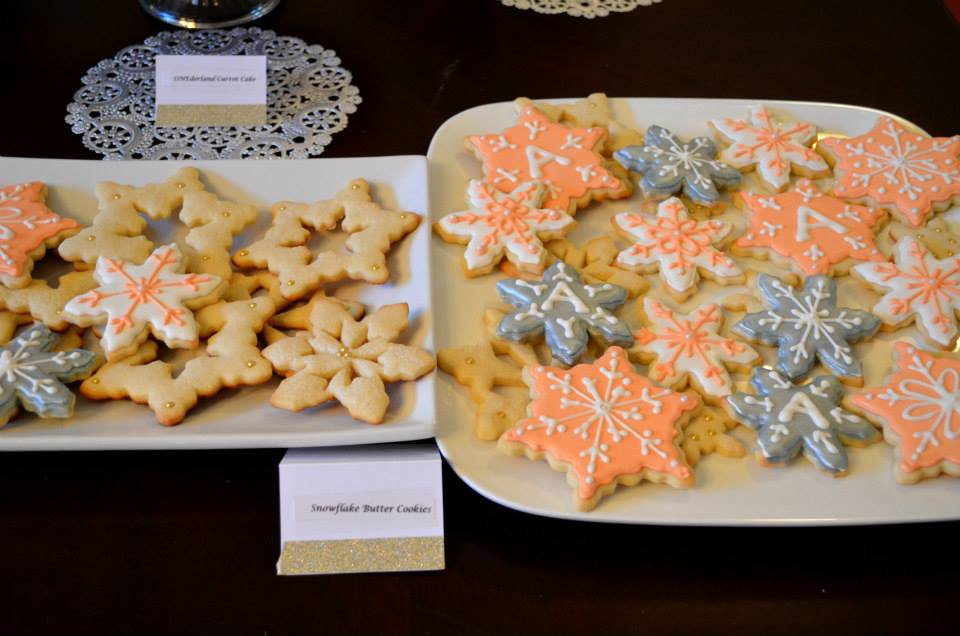 Winter ONEderland Cookies