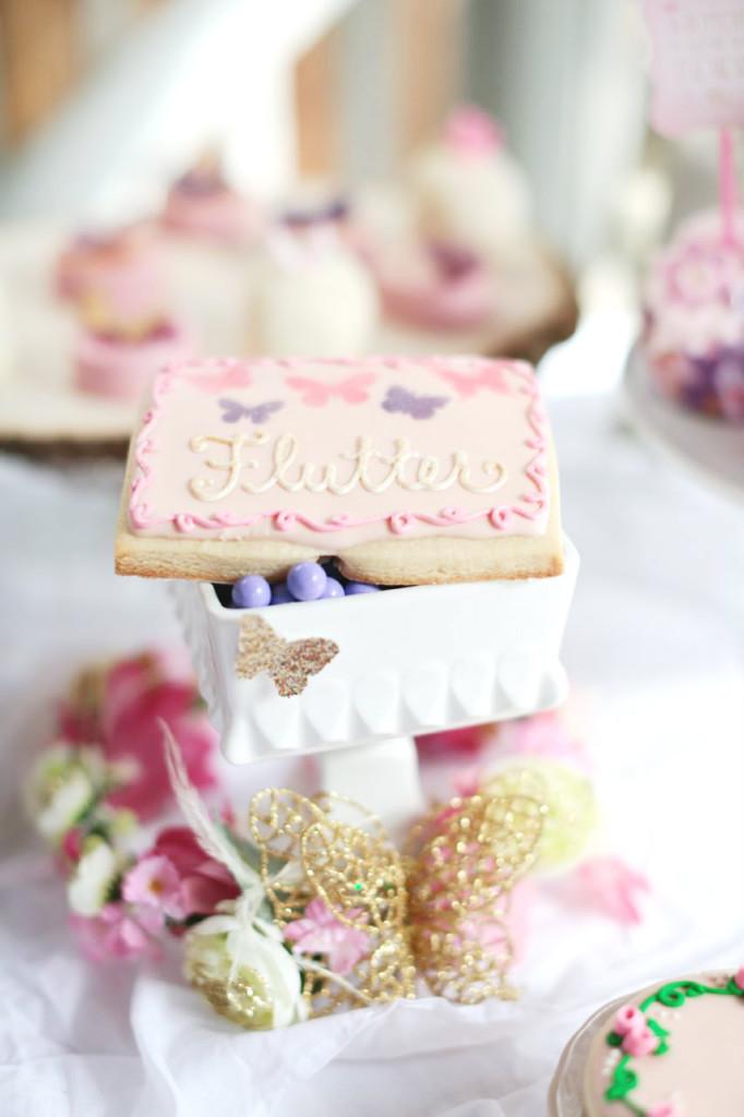 Flutter Cookies