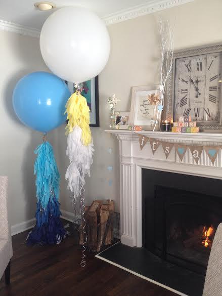 DIY Fring Balloons
