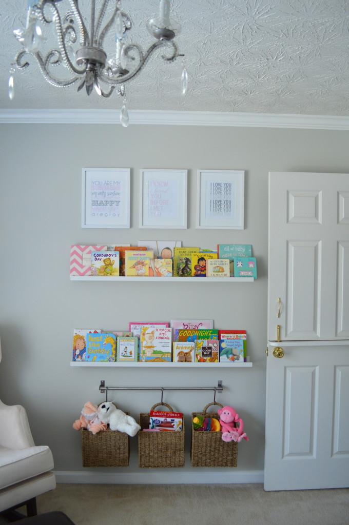A Sweet Vintage Nursery Project Nursery