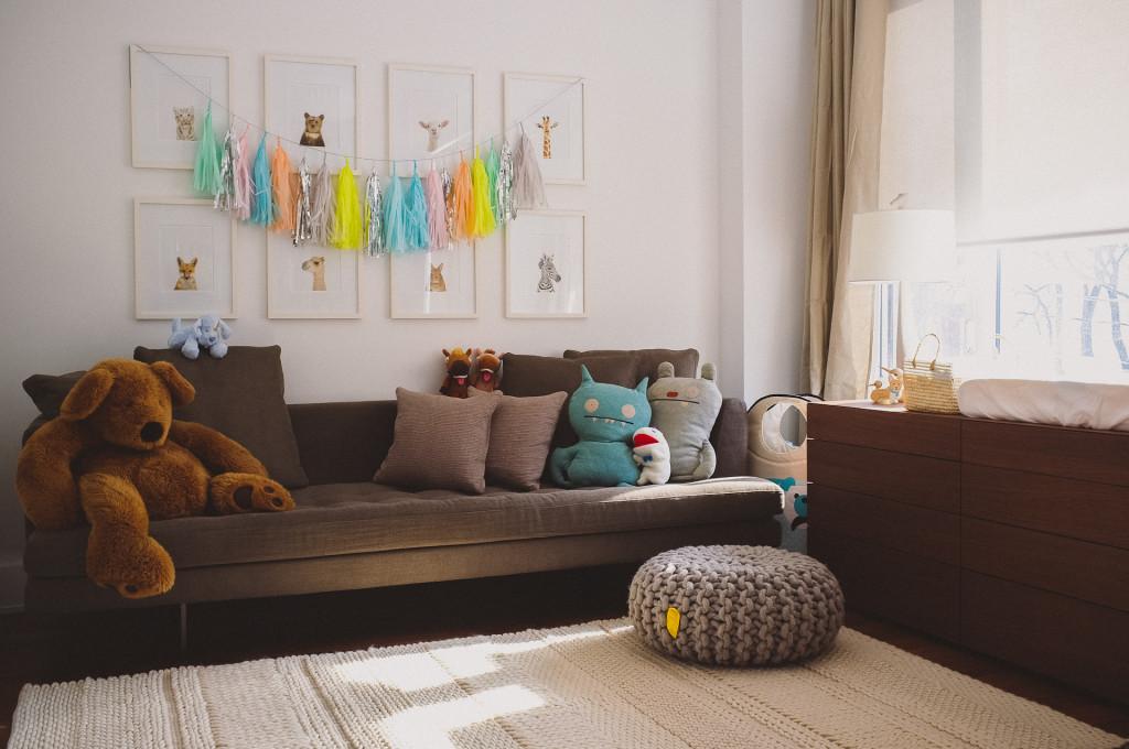 Nursery Lounge Area