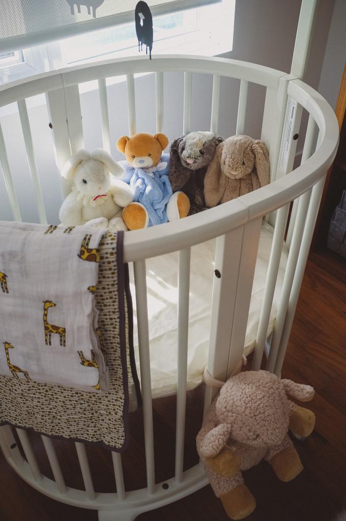 Stokke Crib