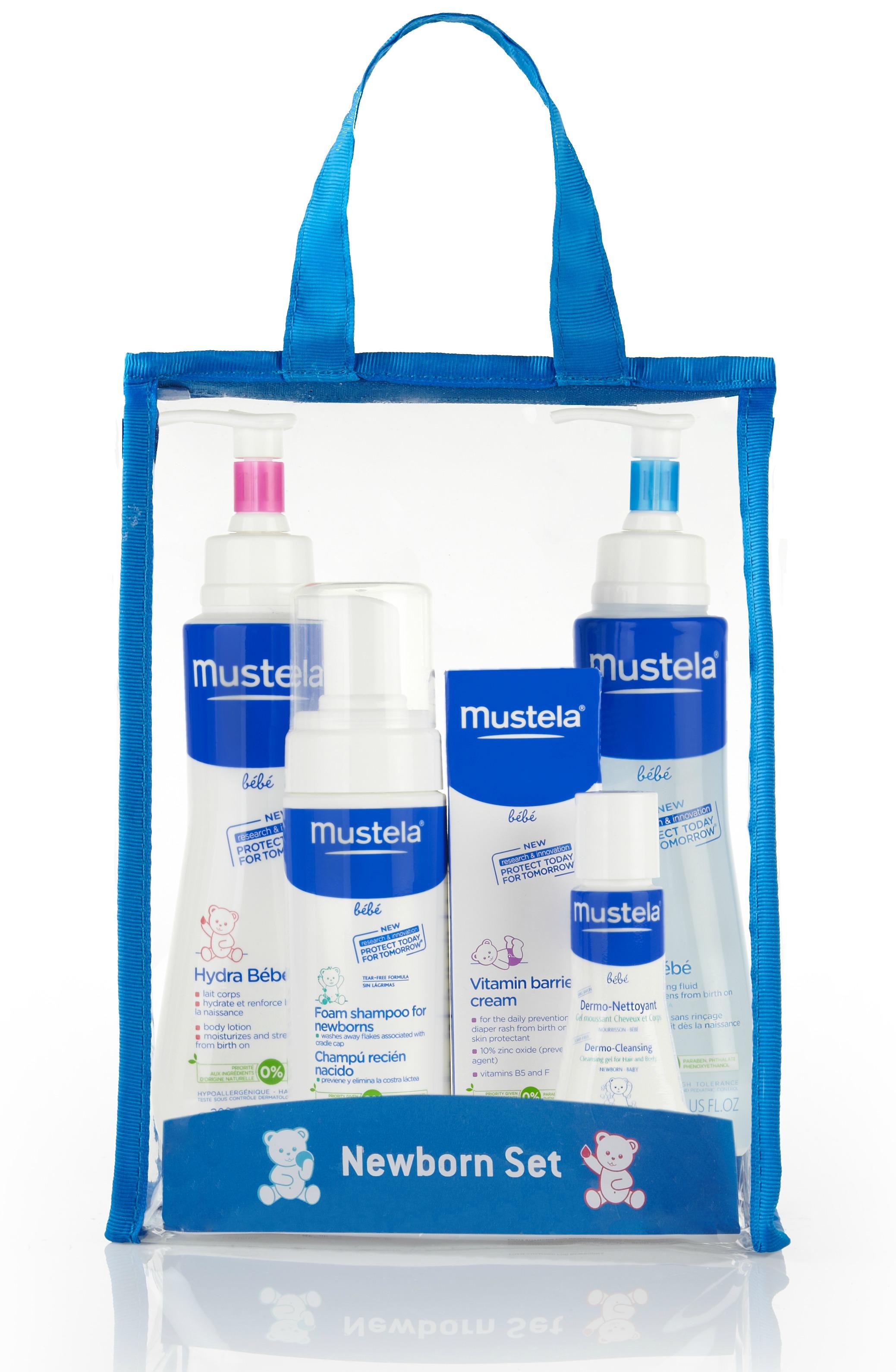 Mustela Newborn Skincare Set