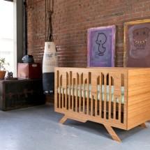 NUMI NUMI Design Crib