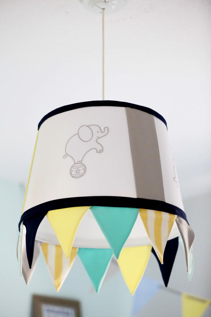 Circus Ceiling Lamp