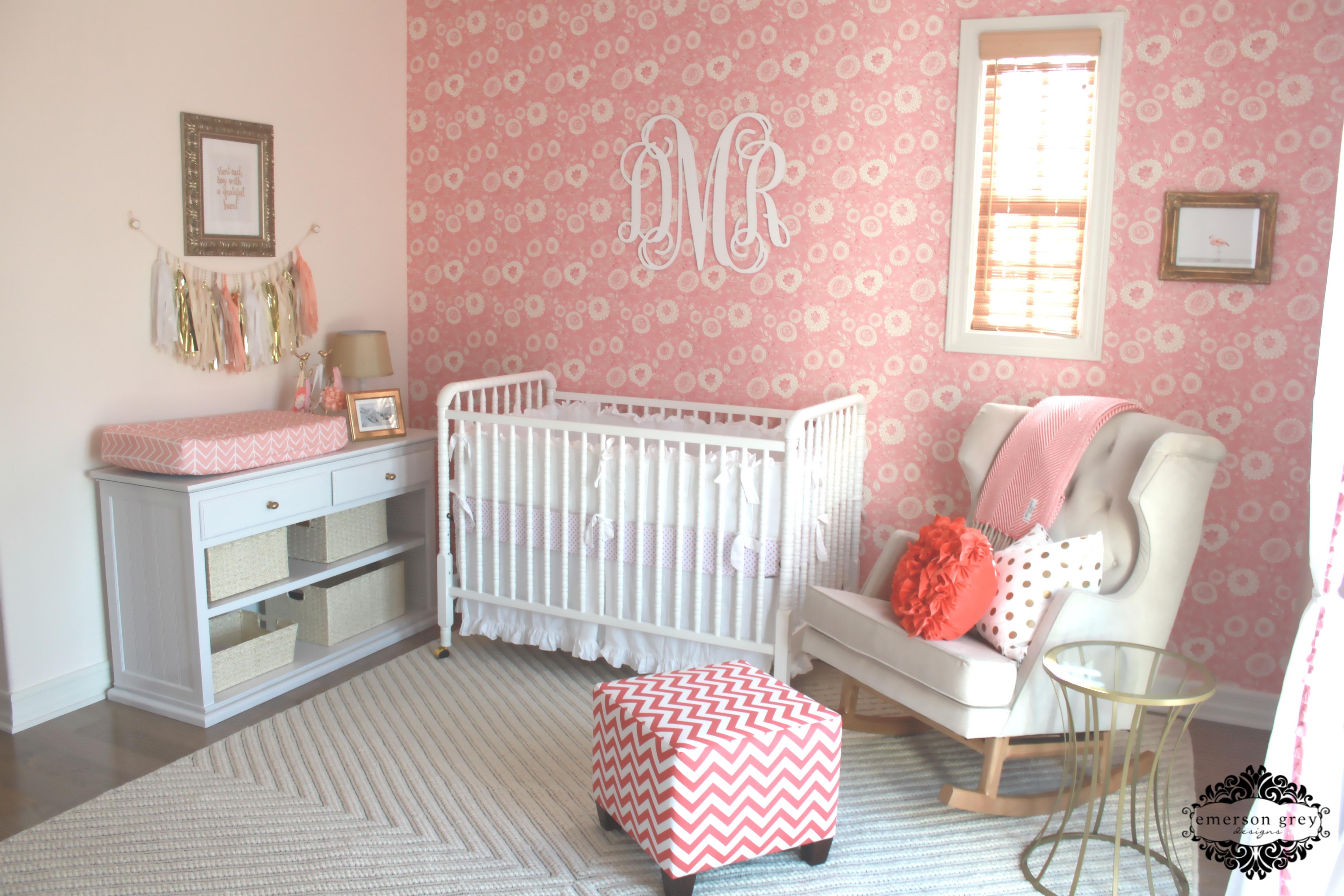 Feminine Nursery