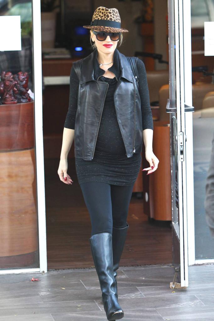 Pregnant Gwen Stefani's Maternity Style