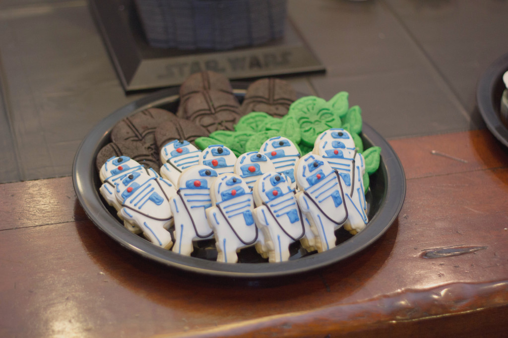 Star Wars Cookies