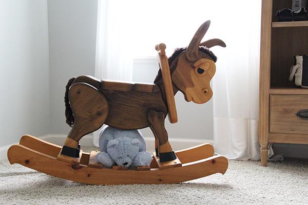 Rocking Donkey
