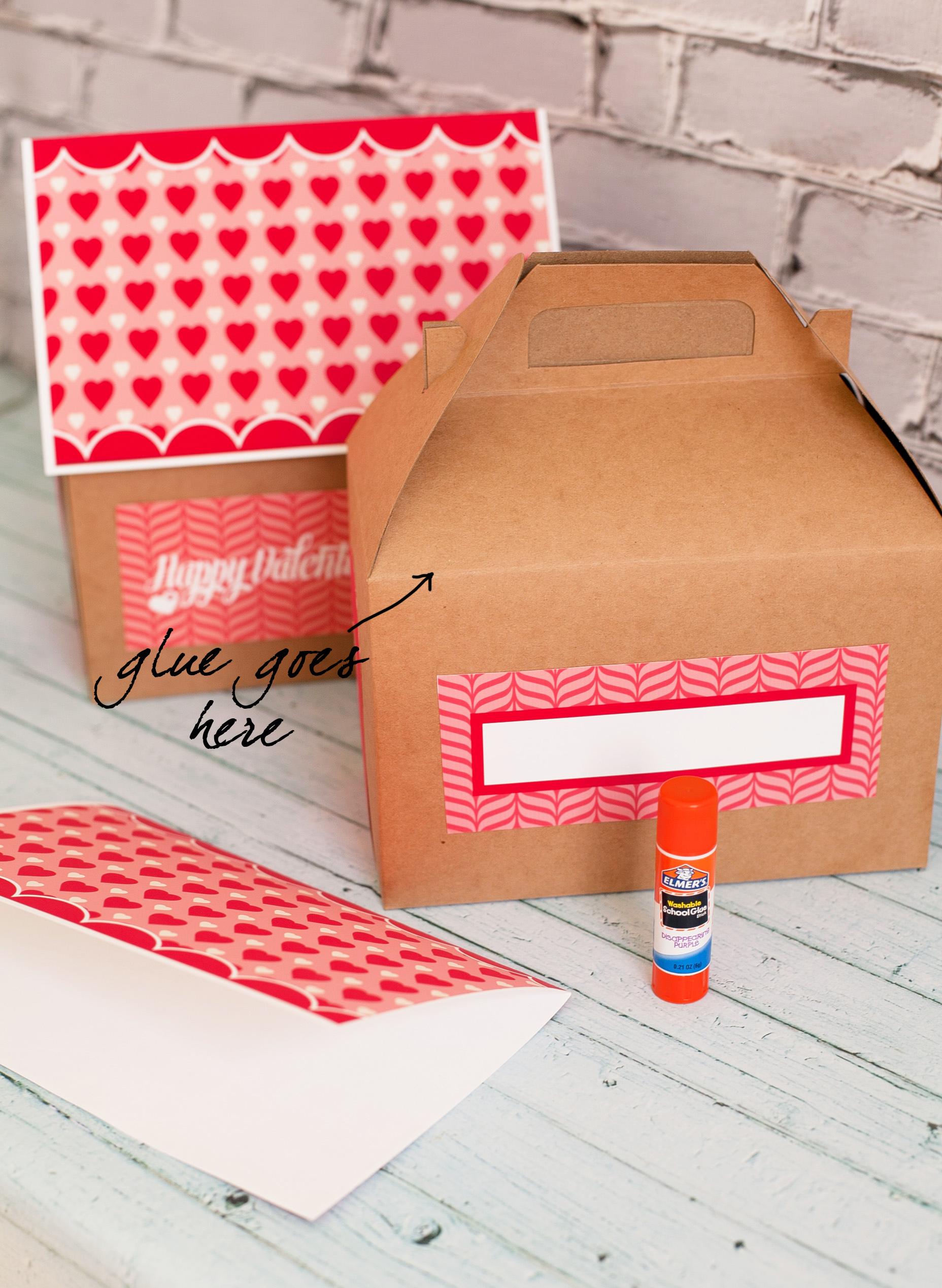 Puppy Love Valentine Mailbox