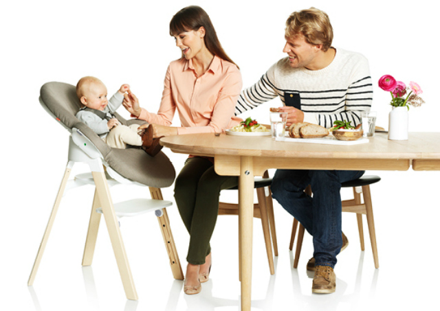 Stokke Steps with Baby Bouncer