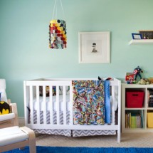 Super Hero Boy Nursery - Project Nursery