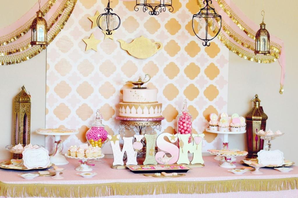 b4797d639af Genie  Make a WISH Birthday Party Theme - Project Nursery