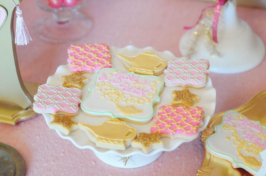 Genie: Make a WISH Sugar Cookies