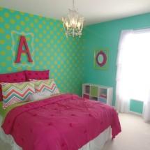 Colorful Big Girl Room - Project Nursery
