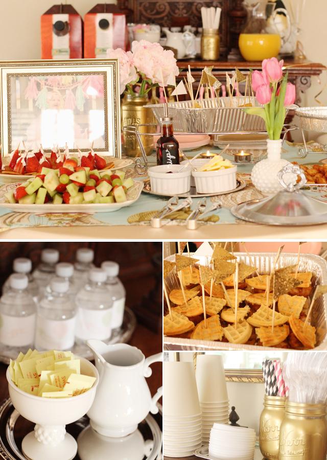 Party Snacks - Project Nursery