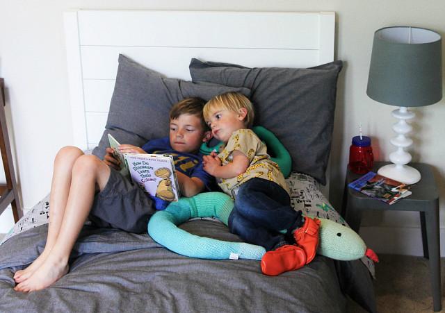 Shared Boys' Room Momma's Gone City