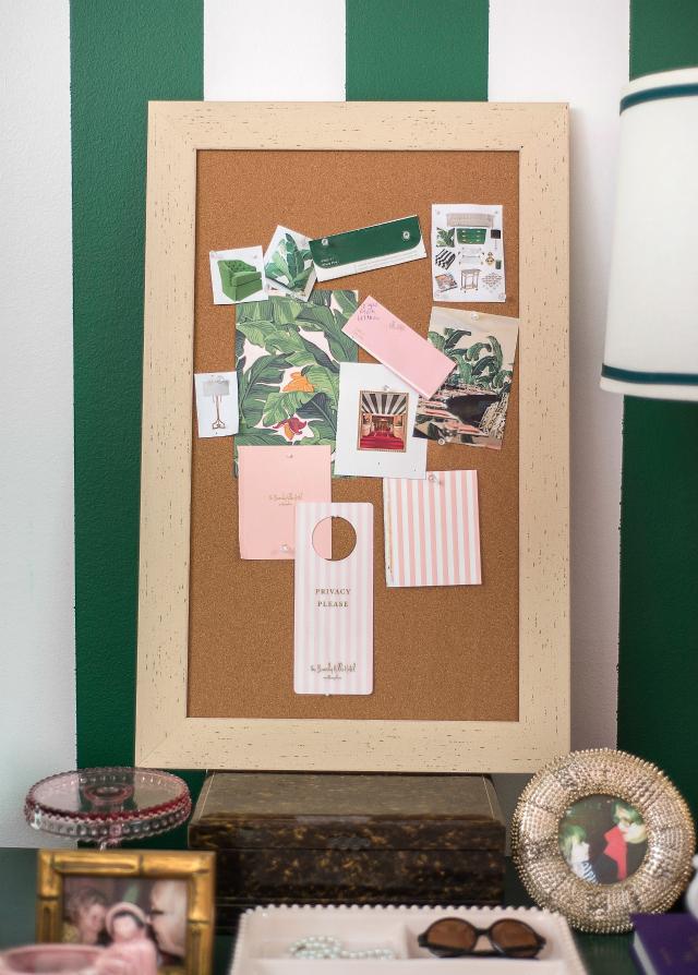Pink and Green Big Girl Room Inspiration