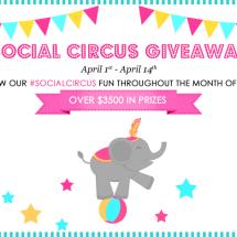 SocialCircus Giveaway