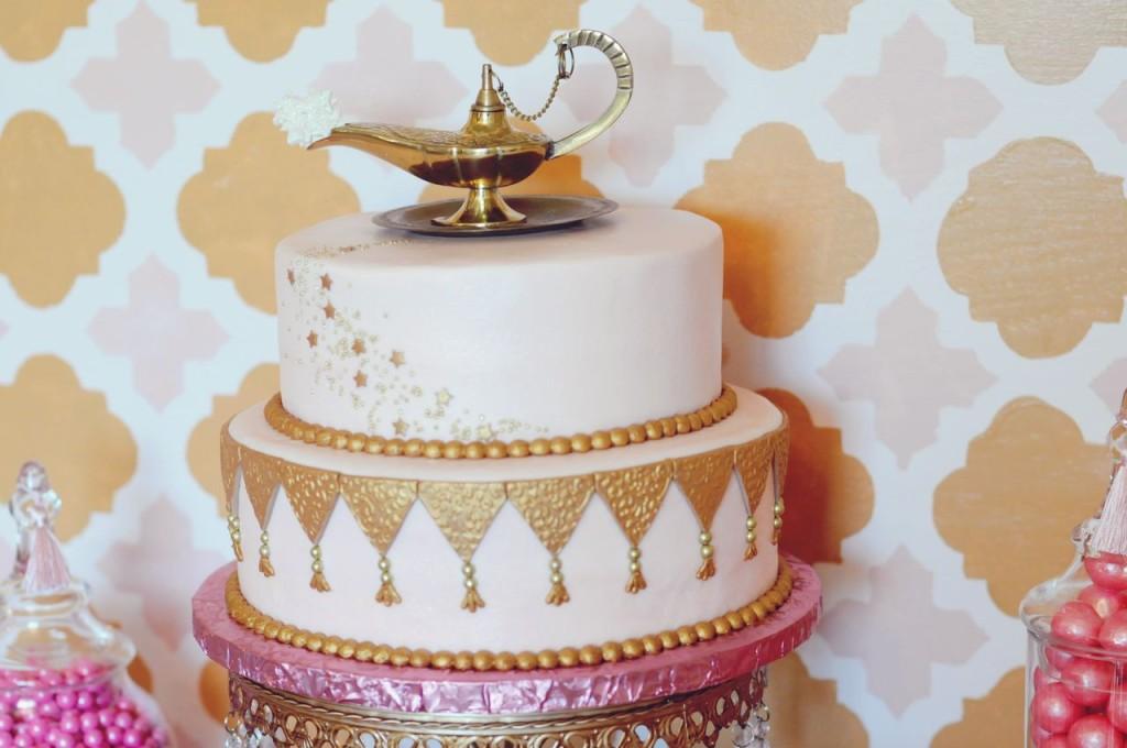 Genie Make A Wish Birthday Party Theme Project Nursery