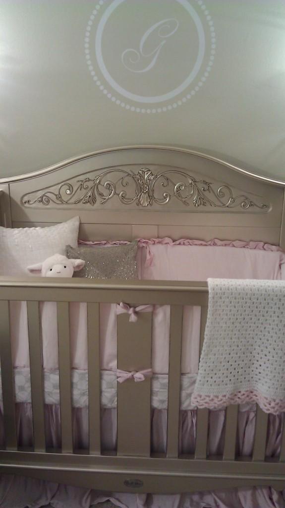 Silver Crib