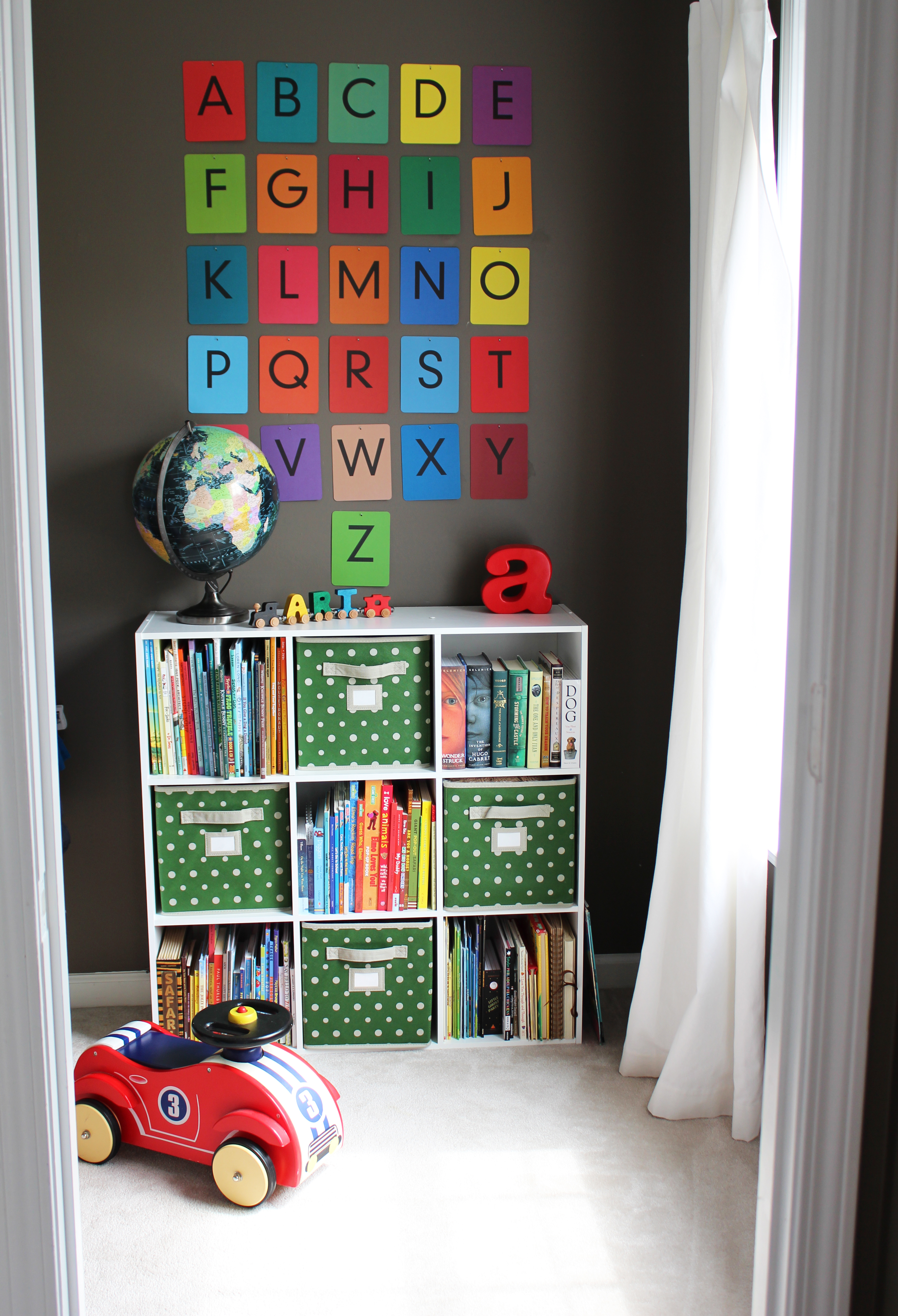 Ari S Colorful Toddler Room Project Nursery