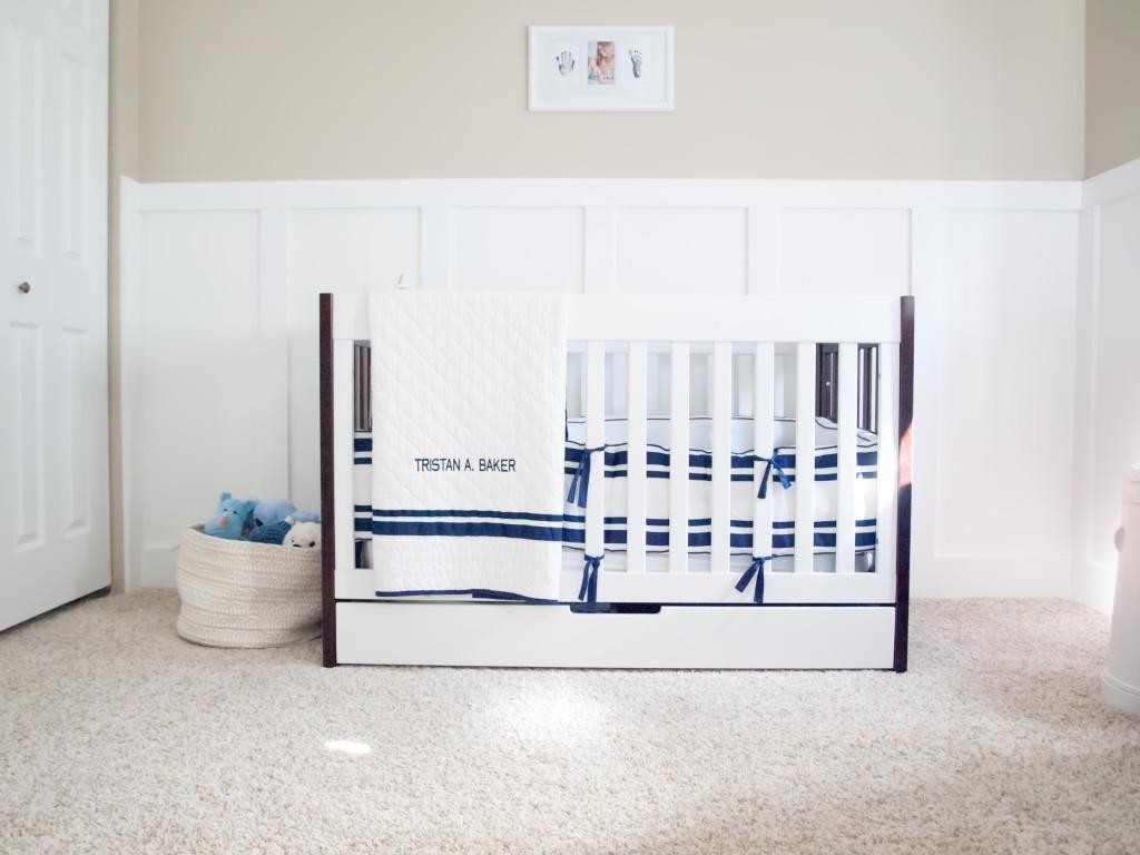 Tristan's Nursery - Project Nursery