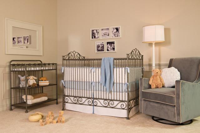 Casablanca Nursery Furniture Collection from Bratt Decor