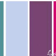 Color Scheme for Girl Room