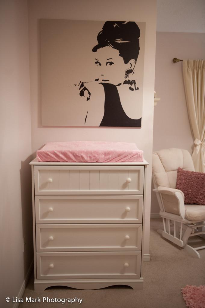 Jillian S Vintage Pink Amp Gold Paris Themed Nursery