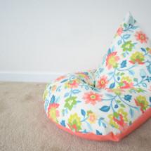 DIY: How to Sew a Kids Bean Bag Chair