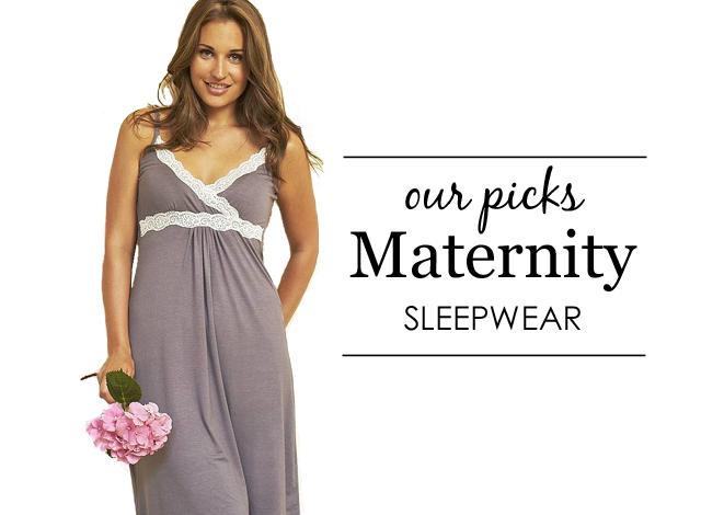 Maternity Sleepwear Project Nursery