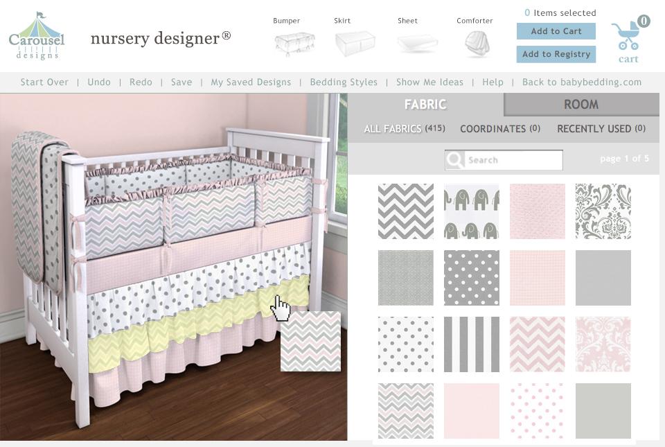Carousel Designs Nursery Designer