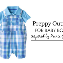 Preppy Outfts for Baby Boys