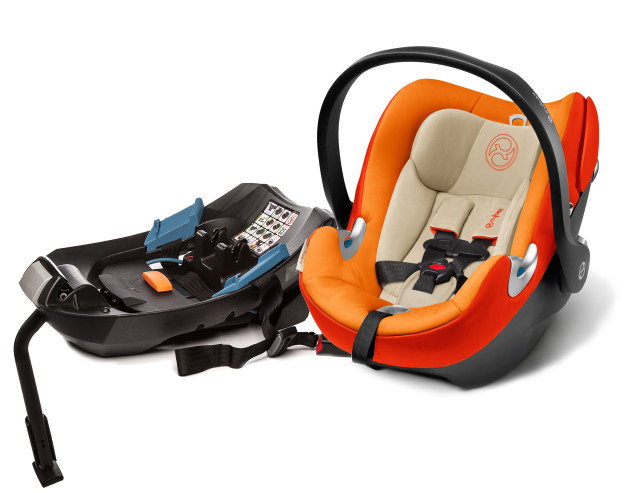 Aton Q Infant Car Seat from CYBEX