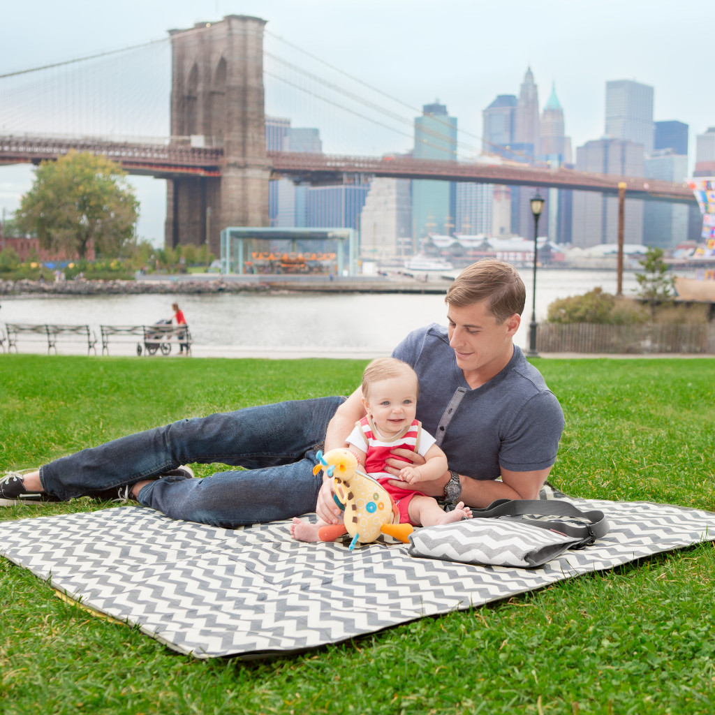 Skip Hop Central Park Outdoor Blanket