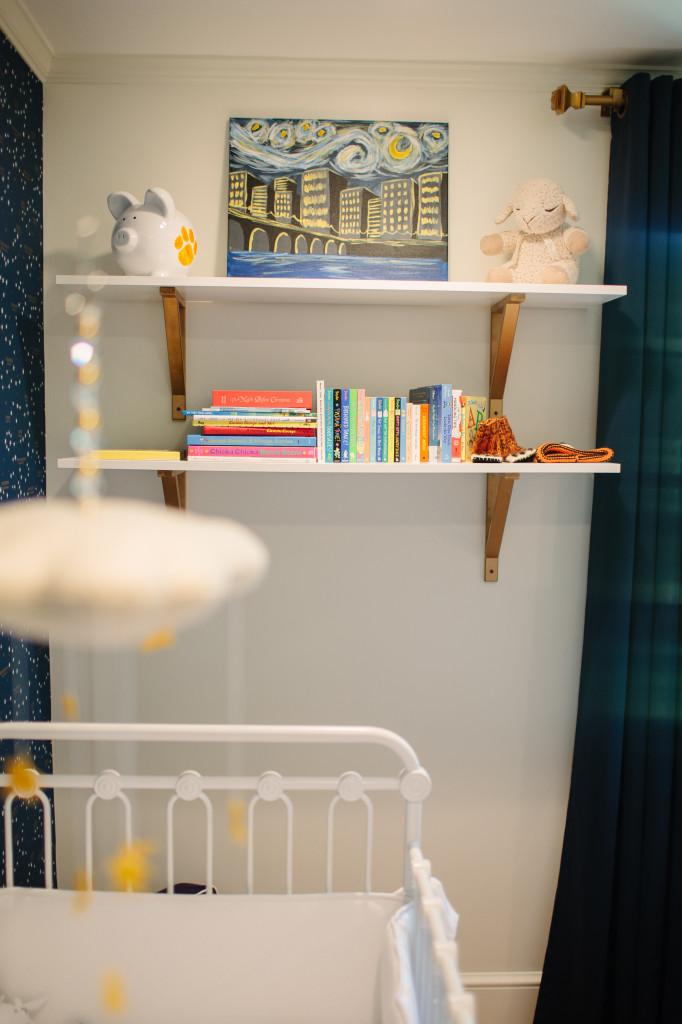 George S Constellation Nursery Project Nursery