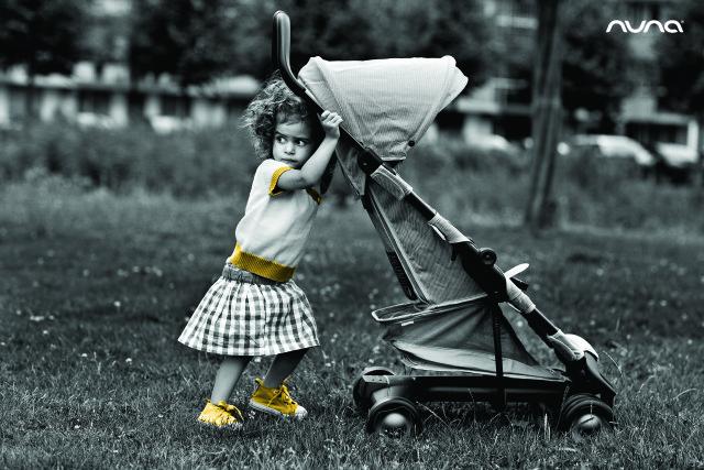 Nuna PEPP Stroller
