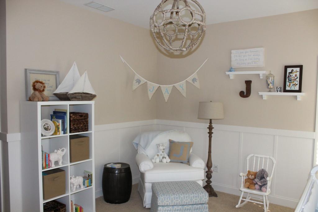 beige and white neutral nursery for baby boy project nursery rh projectnursery com