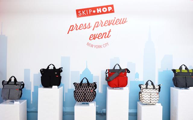 Skip Hop Duo Signature Diaper Bags