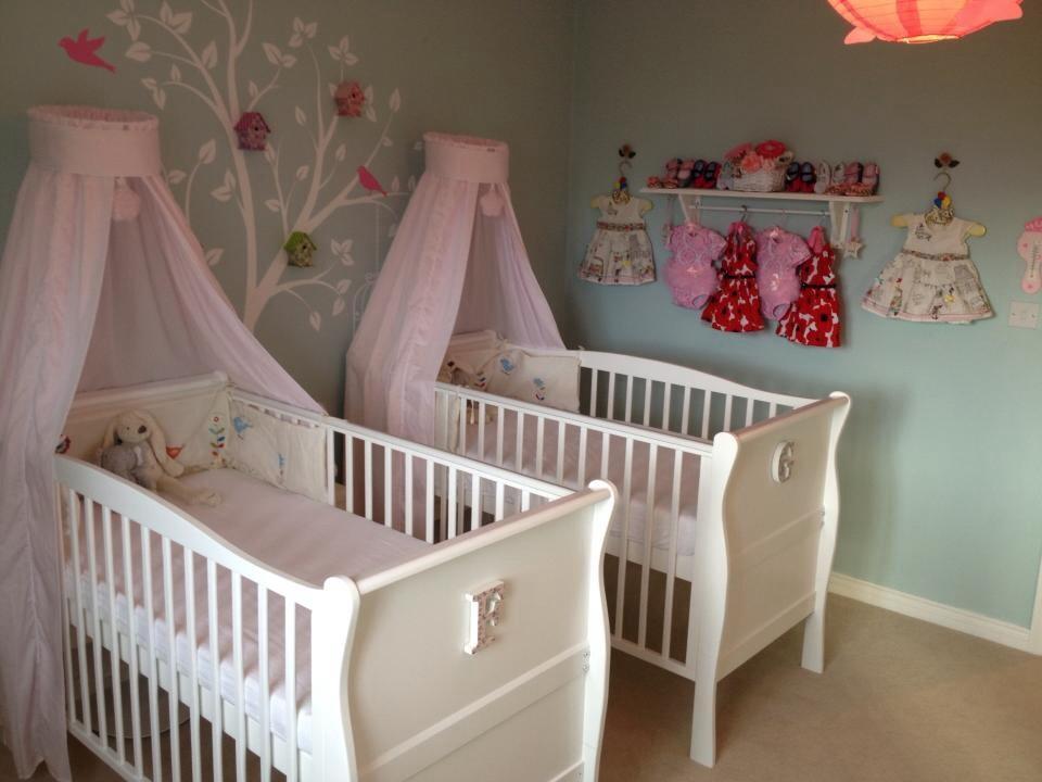 Inspired By Tiffany S Twin Girls Nursery Project Nursery