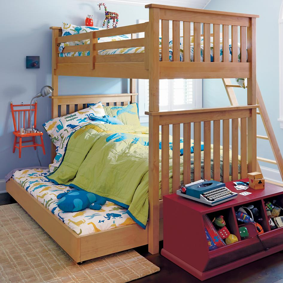 Simple Bunk Bed from The Land of Nod