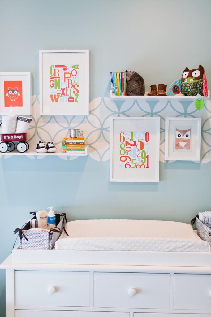 Blue Owl Nursery - Project Nursery