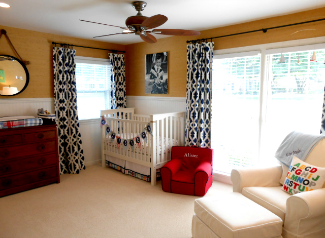 Traditional All-American Nursery - Project Nursery