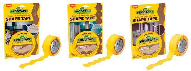 FrogTape Shape Tape