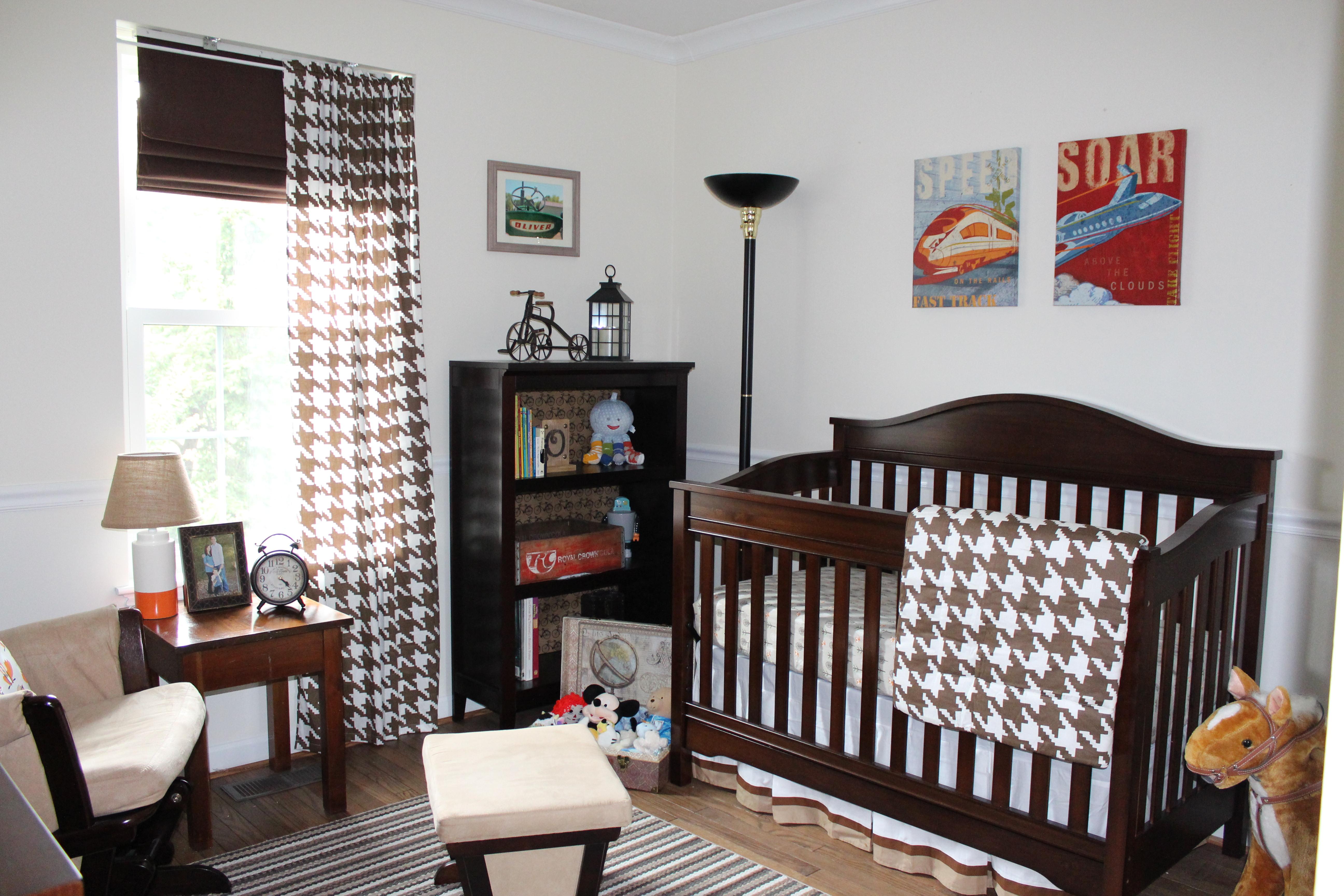 Houndstooth Nursery