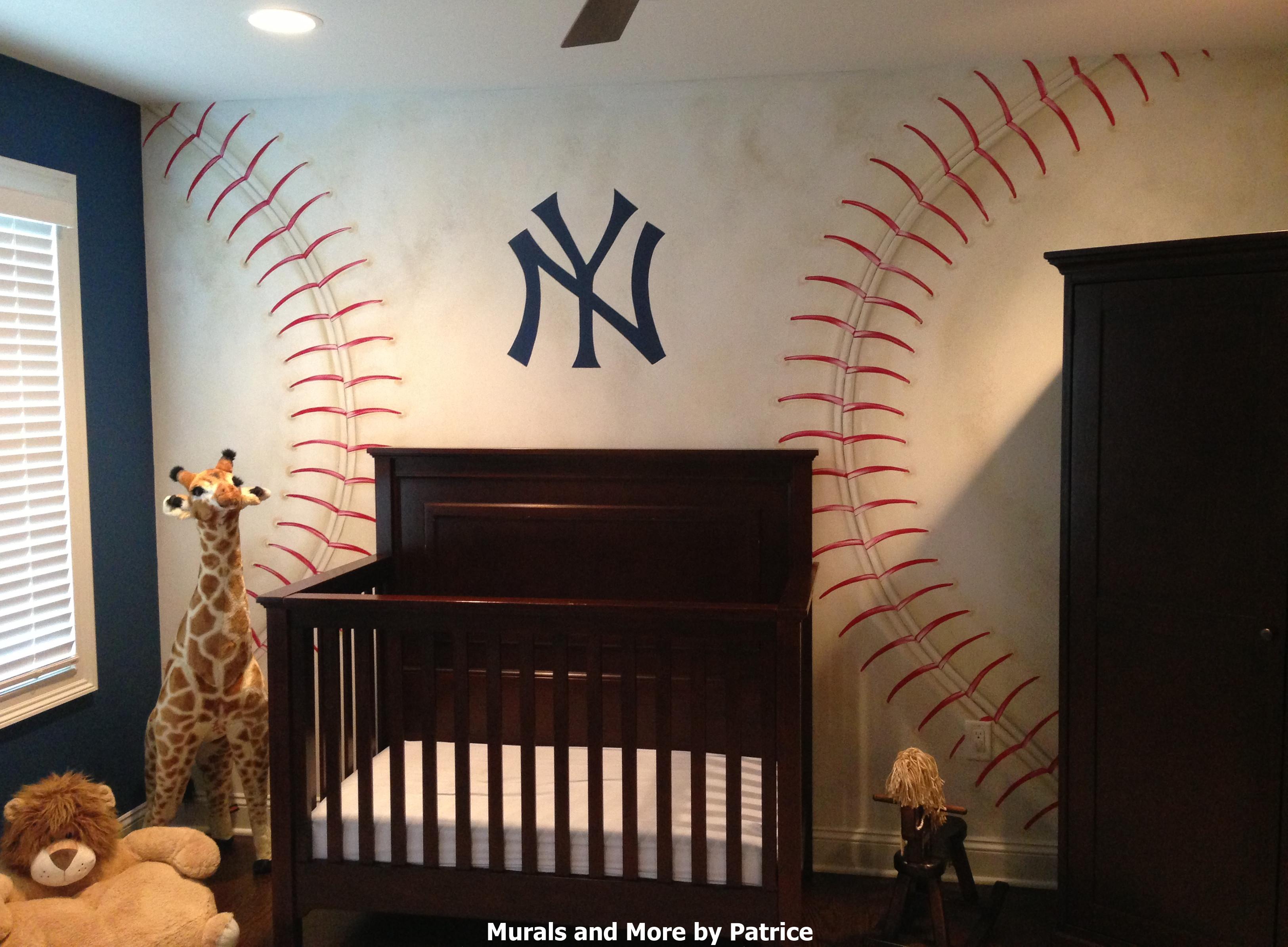 Ny Yankees Nursery Project Nursery
