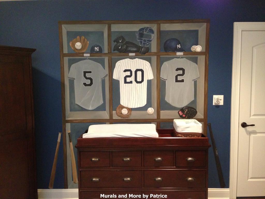 NY Yankees Nursery